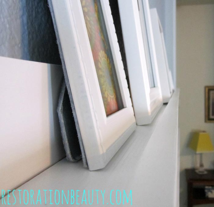 DIY-Homemade-Picture-Ledges