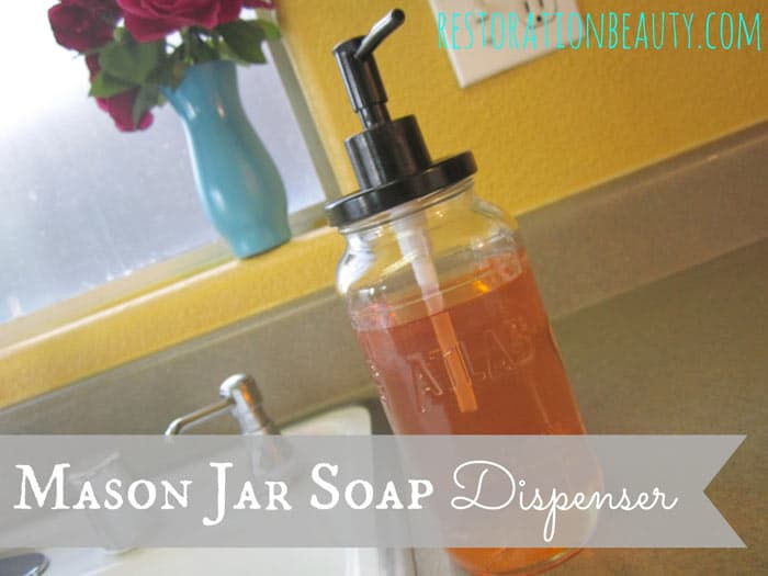 DIY-Mason-Jar-Soap-Dispenser