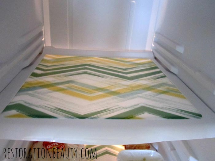 Refrigerator-DIY-Shelf-Liners