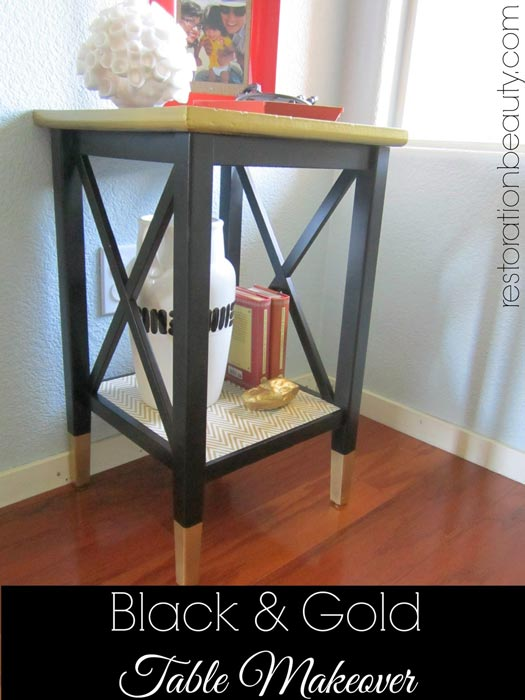 black-and-gold-table-makeover-1
