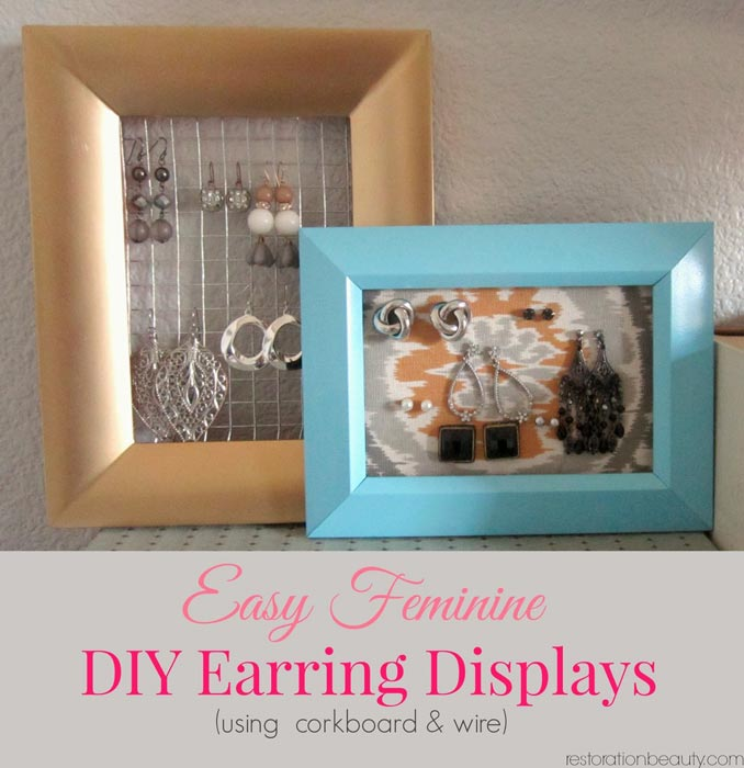 diy-earring-display-holder