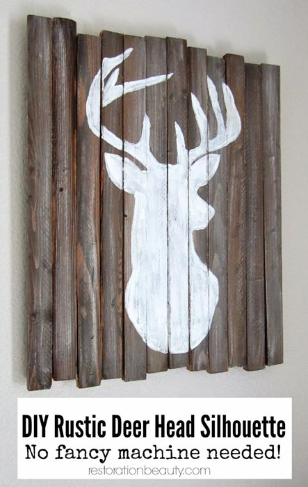 diy-rustic-deer-head-silhouette-no-machine-needed