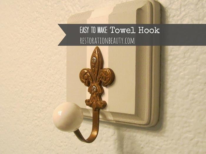 easy-diy-towel-hook