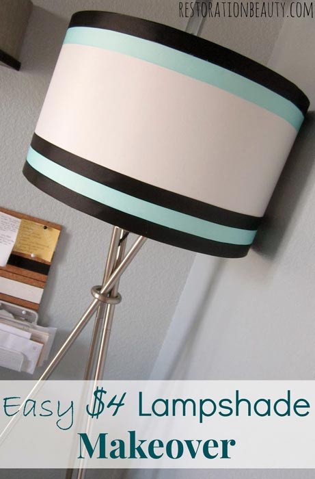 easy-lampshade-makeover-ribbon