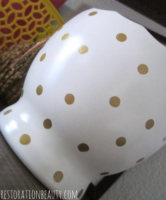 gold-polka-dot-jewelry-bowl-sharpie-1