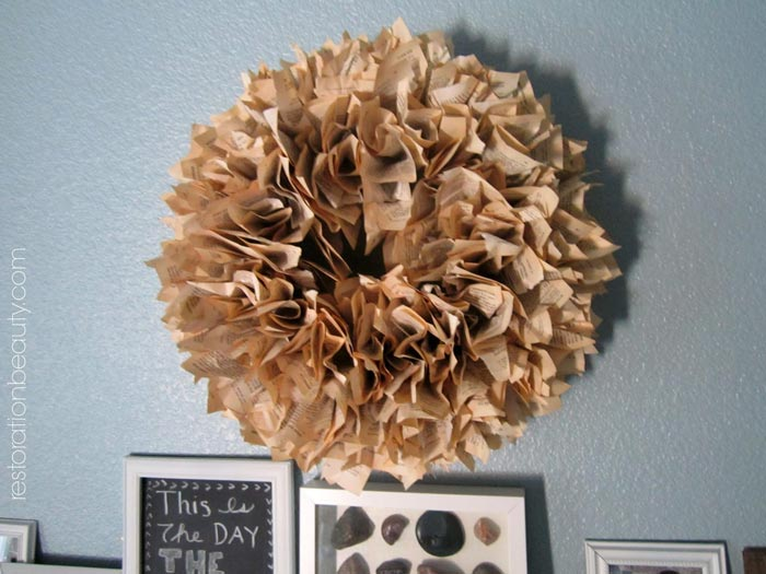 make-a-book-page-wreath-the-easy-way