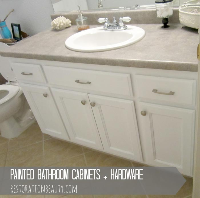 painted-bathroom-cabinets-and-hardware