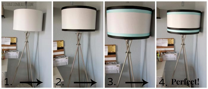 step-by-step-lampshade-makeover-with-ribbon