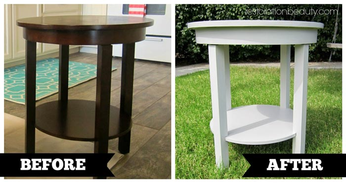 table-makeover-before-and-after-chalk-paint