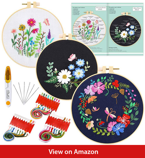 Caydo-3-Sets-Embroidery