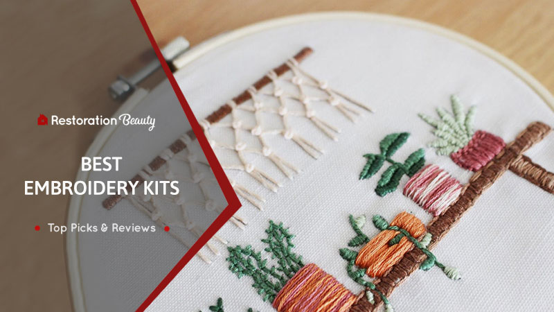 Best-Embroidery-Kits-Reviews