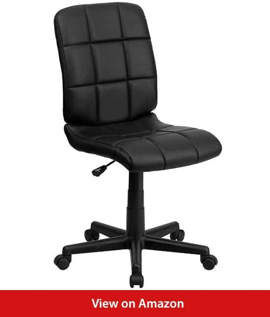 Flash-Furniture-Mid-Back-Purple-Quilted-Vinyl-Swivel-Chair